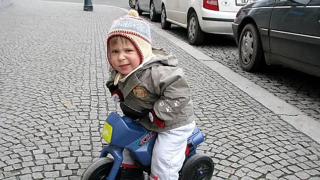 Motorkáři vyjeli do ulic