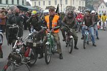 Mopedisté se opět sejdou v Žebráku