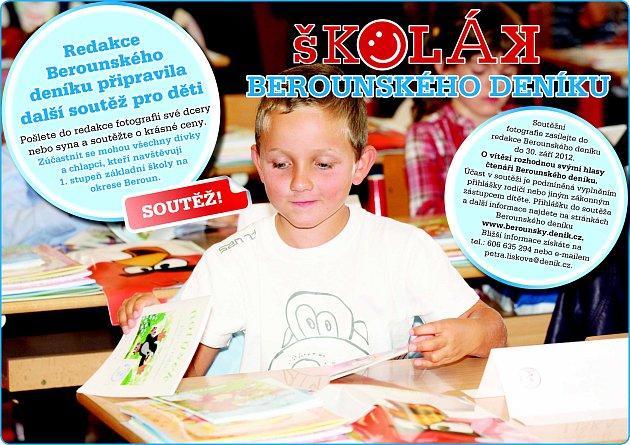 Školák Berounského deníku