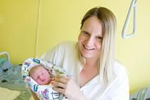 Jindřich Misař se narodil v nymburské porodnici 14. června 2021 v 4.13 hodin s váhou 3700 g a mírou 49 cm. Na chlapečka se v Nymburce těšili maminka Lenka, tatínek Aleš a sestřička Magdalena (9 let).