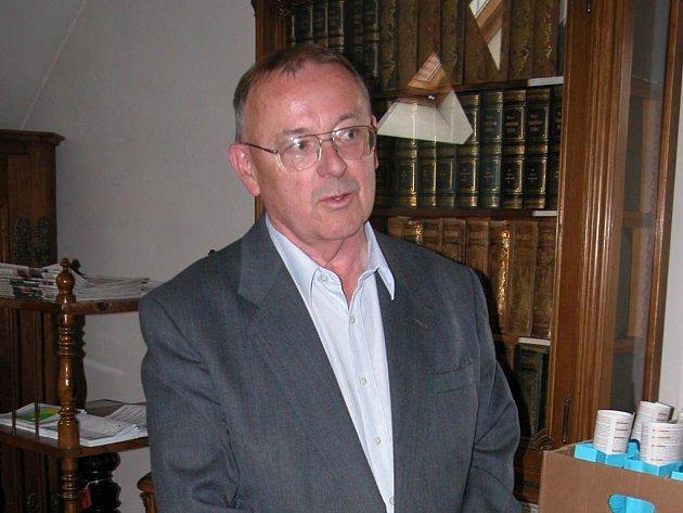 Miloš Garkisch, ředitel Státního okresního archivu v Berouně, sdělil kronikářům nové informace.