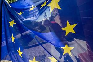 Volby do Evropského parlamentu. Ilustrační foto.