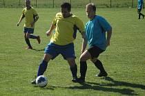 Fotbalová IV. třída: Chrustenice - Osov 1:3.