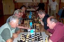 Bleskový turnaj Hostomice