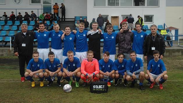 Představujeme: Starší dorost FK Hořovicko - divize - skupina A