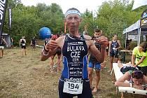 František Bulava si doběhl pro první místo v Krakově.