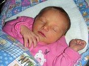 PŘIROZENĚ, koncem pánevním přišla na svět 6. ledna 2018 Josefina Váchová, první miminko Martiny Macákové a Marka Váchy z Prahy. Josefince sestřičky na porodním sále navážily 2,88 kg.