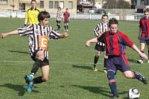 Divize st. žáků: Beroun - České Budějovice B 3:1 (3:0)