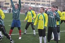 Fotbalová příprava: Beroun - Loděnice 7:2