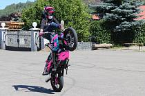 V Králově Dvoře se konal druhý ročník auto moto festivalu