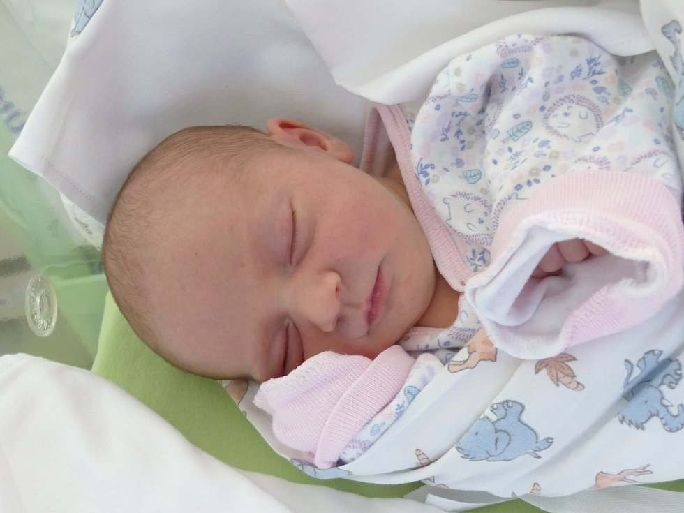 Tereza Bárová se narodila 28. července 2021 v kolínské porodnici, vážila 3095 g a měřila 50 cm. V Radimi se z ní těší bráška Pavlík  (5) a rodiče Hana a Milan.