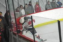 Hokej: MOP Žebrák