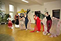 V rámci týdne sociálních služeb vystoupili v Domově Penzionu pro seniory žáci tanečního oddělení a Oddechový orchestr ZUŠ Beroun.