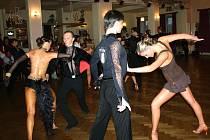 Jednou z podpořených akcí je taneční soutěž ve standardních a latinsko – amerických tancích nazvaná Velká cena města Berouna, kterou pořádá Taneční klub Romany Chvátalové