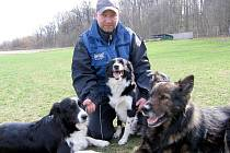 Ivan Bindík a jeho psi