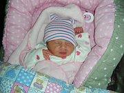 Rodičům Barboře Aronové a Josefovi Šoltisovi z Berouna se 4. listopadu 2018 narodila holčička Izabela. Izabelce sestřičky na porodním sále navážily 2,49 kg a naměřily 47 cm.