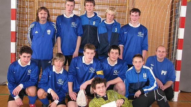 Vítězné družstvo SK Nižbor
