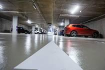 Parkovací dům. Ilustrační foto.