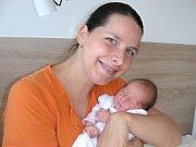 MANŽELŮM Anetě a Karlovi Novákovým, se 16. června 2017 narodila holčička a rodiče jí dali jméno Karla. Karlička vážila po porodu 2,94 kg a měřila 48 cm. Doma v Točníku se na sestřičku moc těšil bráška Jeník (3,5).