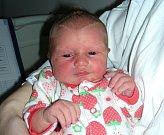 Manželé Hana a Richard Procházkovi z Berouna věděli, že jejich první děťátko bude holčička a vybrali pro ni jméno Zuzana. Zuzanka se prvně rozkřičela do světa 23. října, vážila 3,13 kg a měřila 49 cm.