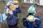 Tříkrálové aktivity v berounské školní družině.