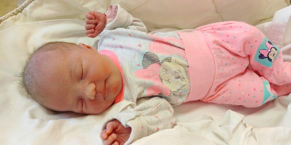 Anička Vaněčková přišla na svět 10. května 2021 ve 3. 52 hodin v čáslavské porodnici. Vážila 3610 gramů a měřila 50 centimetrů. Doma v Čáslavi ji přivítali maminka Klára, tatínek Jindřich a čtyřletá sestřička Emička.