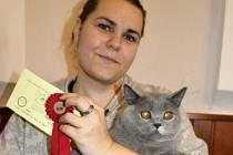 Mezinárodní výstava koček ve Zdicích