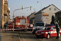 Při dopravní nehodě zemřel řidič osobního auta