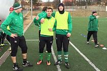 DALŠÍM fotbalovým týmem, který se vydal na soustředění, je Loděnice.