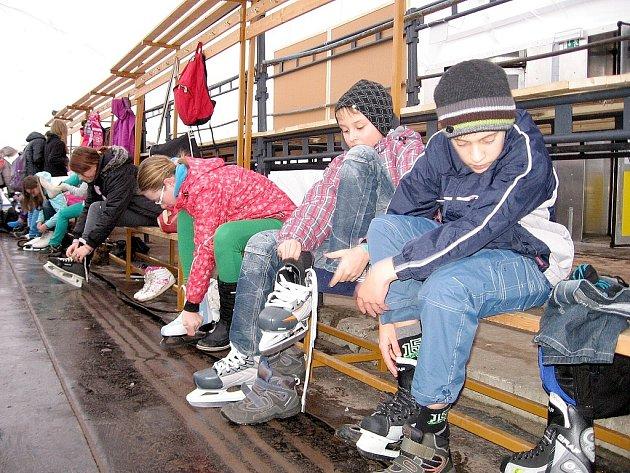 Zimní stadion Hořovice