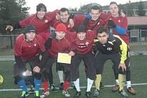 Loni zvítězil tým AFK Loděnice