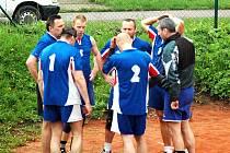 Volejbalisté Spartaku Hořovice