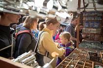 Hrnčířské trhy v Berouně 2017.