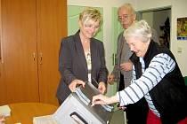 Volby 2012 - Domov Na Výsluní Hořovice