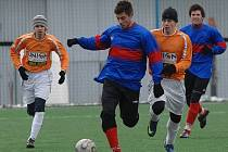 Berounští fotbalisté prohráli s dorostem Bohemians 1905 3:4