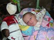 VYMODLENÁ holčička se narodila 17. srpna 2017 manželům Michaele a Stanislavovi Novákovým z Prahy. Rodiče vybrali své prvorozené dcerce jméno Tereza. Terezce sestřičky na porodním sále navážily 3,05 kg a naměřily 48 cm.