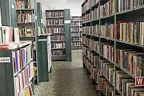 Knihovna Beroun - oddělení pro dospělé.