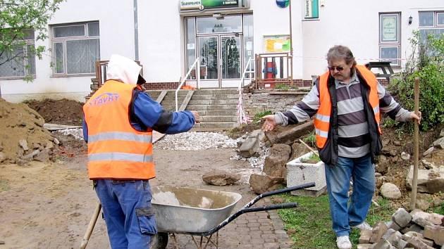 Rekonstrukce Kulturního domu v Neumětelích