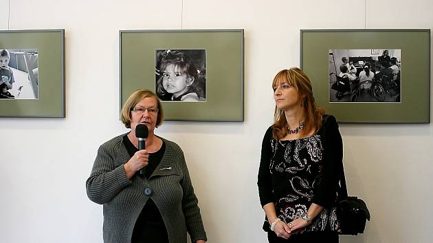 Galerie Čerťák prezentuje dílo berounské fotoričky