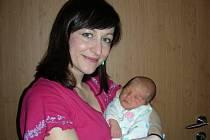 Praha bude domovem pro Beatku Manovou, prvorozenou dcerku manželů Broni a Dalibora. Beatka se prvně koukla na svět v neděli 6. dubna 2014 a v ten den vážila 2,92 kg a měřila 46 cm.