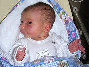 JMÉNO Šimon vybral pro prvorozeného syna tatínek Lukáš Šimíček z Hořovic. Chlapečka Šimonka Šimíčka přivedla na svět 7. října 2017 maminka Veronika Rychlá. Chlapeček se mohl po porodu pochlubit pěknou váhou 3,91 kg a mírou 53 cm.