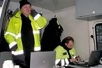 Policisté se zaměřili na nákladní vozy a autobusy