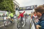 První ročník projektuL´Etape Czech Republic by Tour de France v sobotu proběhl na tratích vPraze a Středočeském kraji.