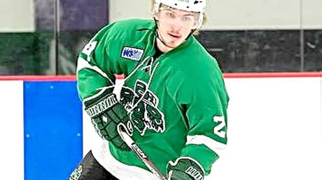 Václav Liprt hraje hokej v zámoří.