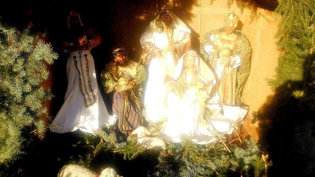 V Praskolesích se chystají v neděli na šestnáctou hodinu na náves