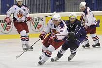 Berounští hokejisté prohráli s Havlíčkovým Brodem 3:7.