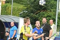 Hráč třetiligového Králova Dvora už má na svém kontě v tomto ročníku ČFL tři góly.