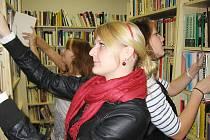 Knihovna hořovického gymnázia