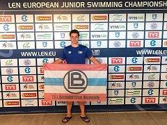 Tomáš Ludvík doplaval v Izraeli čtvrtý