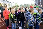 Nový školní rok v berounské Základní škole Wagnerka.
